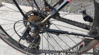 IMG20210101150937 320x180 - 複雑怪奇な自転車部品の規格・適合について(スプロケット チェーン クランク ディレーラー BB そしてフレーム)